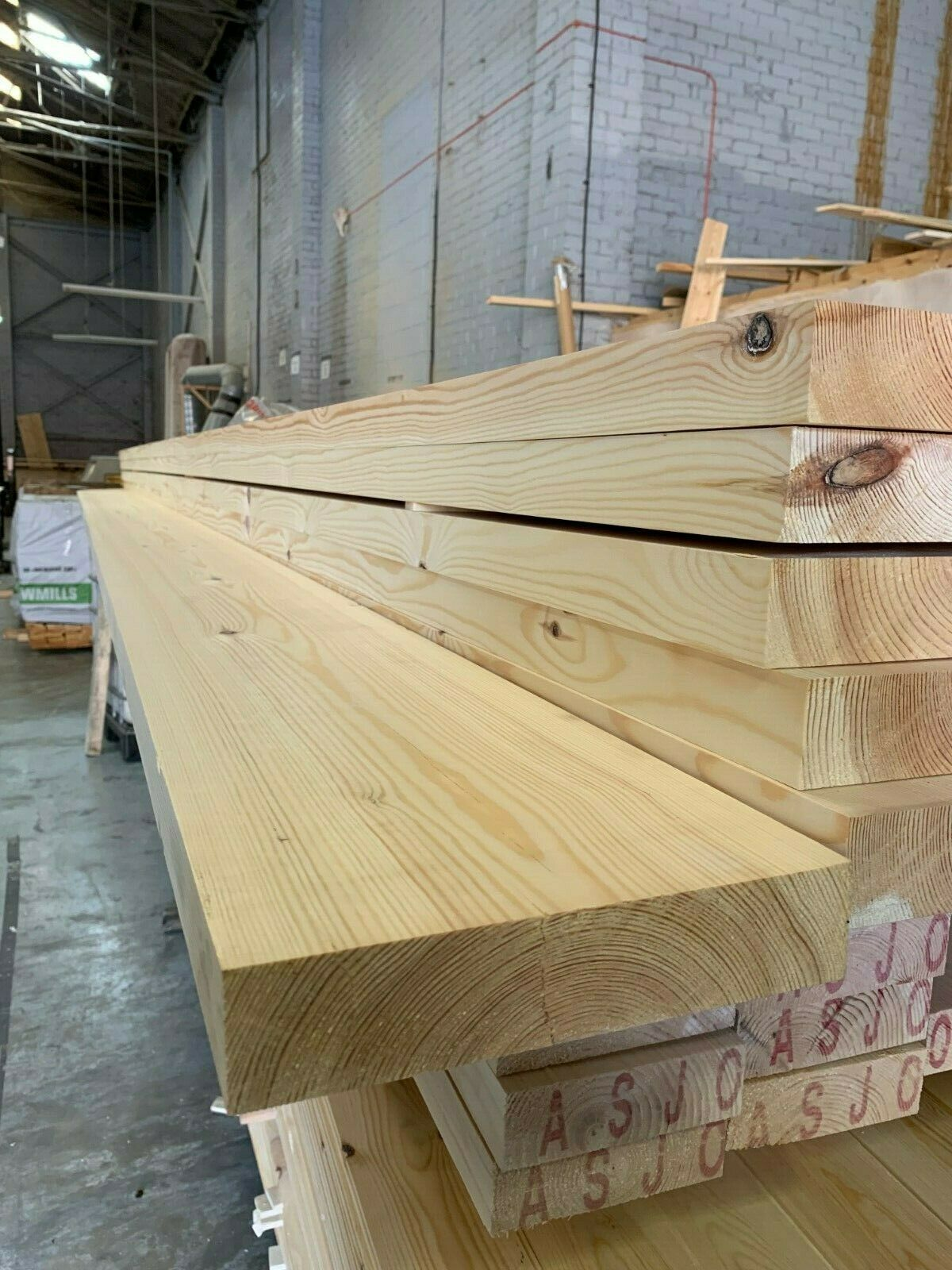TOP GRADE PINE REDWOOD 9X2 PSE 5.1M LENGTHS LIMITED STOCK, PRICE PER LENGTH
