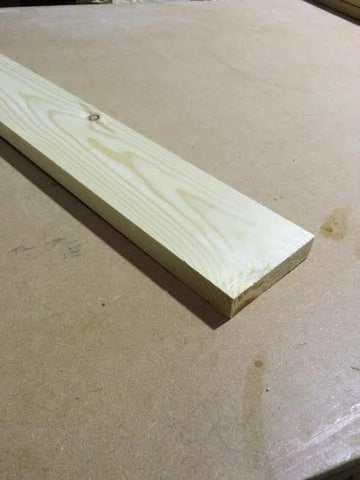4X1 Pine Timber PSE 10 X 2.4M Lengths DIY Quick Fix!! (94x20mm)