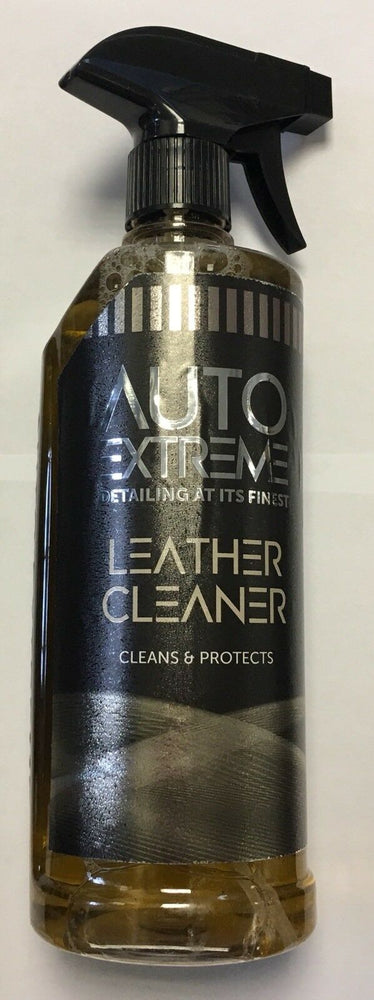 LEATHER CLEANER SPRAY Car Valet REVIVE PROTECT Interior Auto EXTREME 720ML