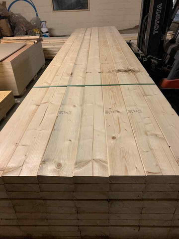 6X2 C16 TIMBER JOIST 4.8M - £16 PER LENGTH INC VAT