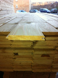 PINE TIMBER T&G VGROOVE MATCHING CLADDING (110x20) £1.30 PER METER INC VAT! £££