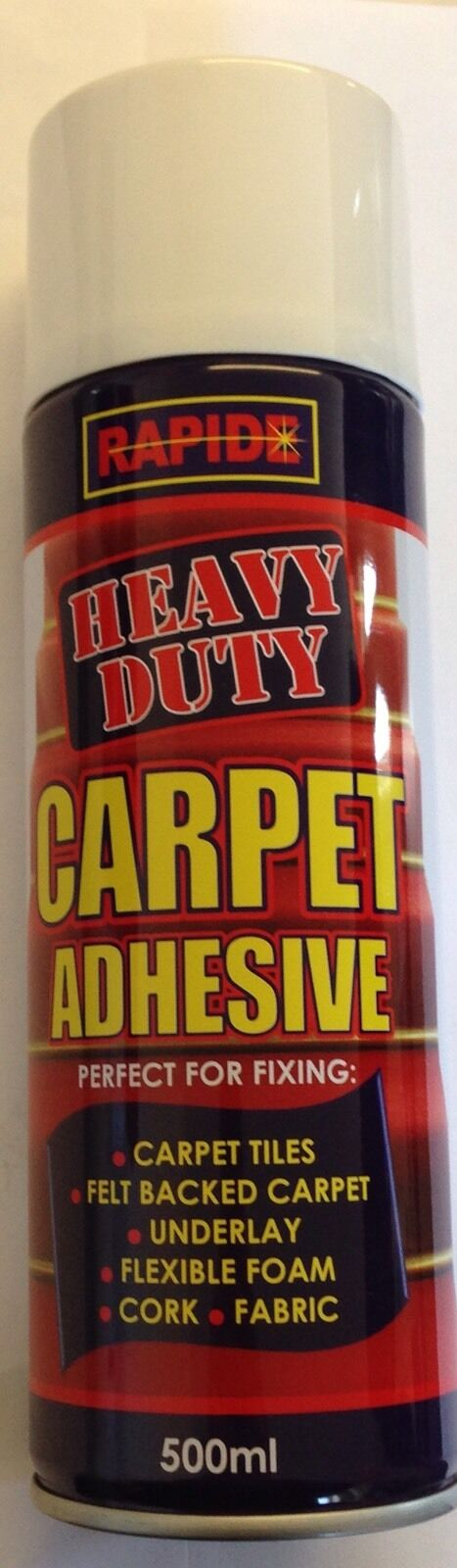 500ml Carpet Adhesive Glue Heavy Duty All Purpose House Tiles Fabric Glue