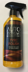 TYRE POLISH SPRAY Car Valet REVIVE PROTECT Auto EXTREME 720ML