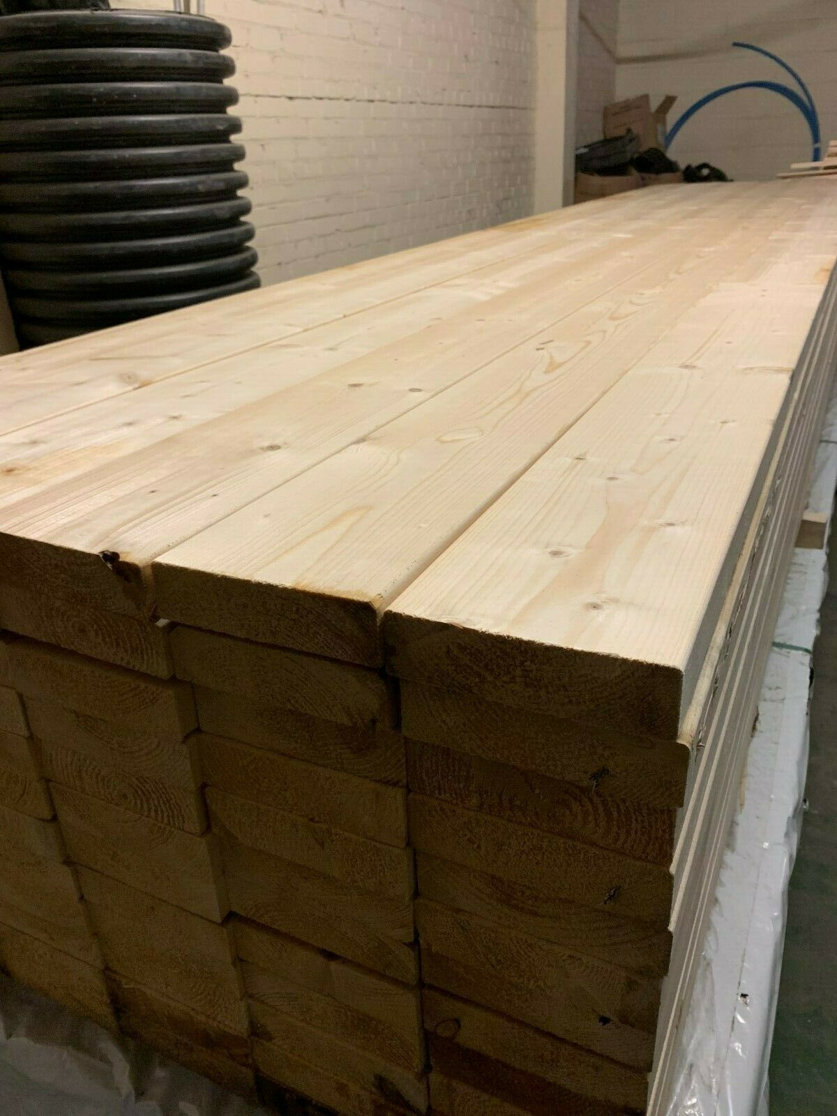 8X2 C16 TIMBER JOIST 4.8M - £25 PER LENGTH INC VAT