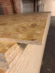 11MM OSB STERLING BOARD 8FT X 4FT £19.99 PER SHEET INC VAT!