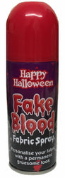 Fake Blood Clothing Spray Drip Splatter Red Halloween Zombie Wounded Realistic