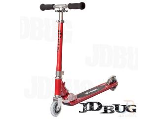 JD Bug Junior skatestep Rood