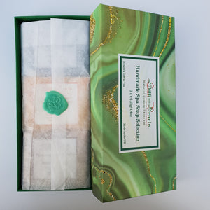 Handmade Spa Soap Selection 3 - 3 x 125g
