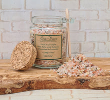 Load image into Gallery viewer, Field of Lavender Bath Salts & 3 Clays Soap Spa Starter