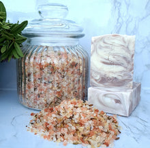 Load image into Gallery viewer, luxury bath salts
