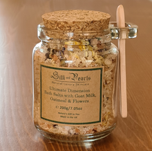 Load image into Gallery viewer, Ultimate Dimension Bath Salts with Goat Milk, Oatmeal & Flowers - 520g / 200g