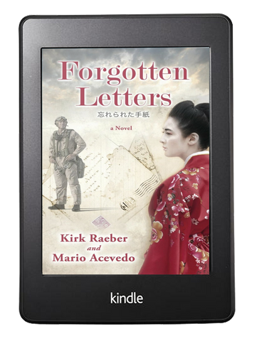 Forgotten Letters for Kindle