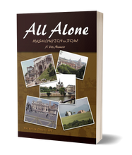 Load image into Gallery viewer, All Alone front cover paperback