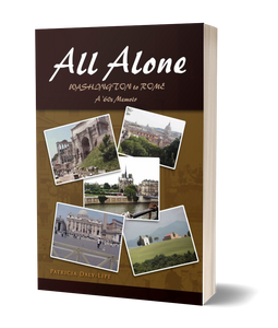 All Alone front cover paperback