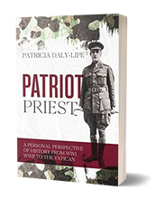 Load image into Gallery viewer, Patriot Priest front cover 3D paperback