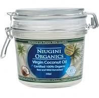 Niugini Organics Virgin Coconut Oil 100% Pure 320ml