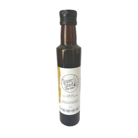 Super Seed Hemp Oil 250ml