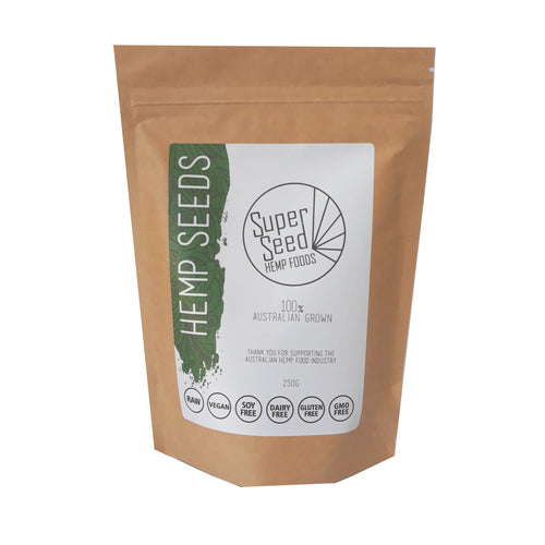 Super Seed Hemp Seeds 250g
