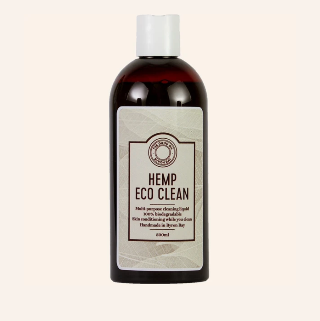 The Good Oil Hemp Eco Clean - 500ml