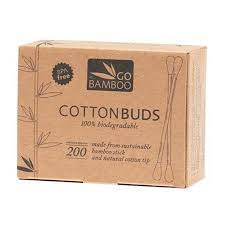 Go Bamboo Cotton Buds 200 Pack