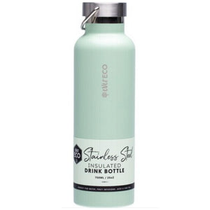 Ever Eco Stainless Steel Insulated Bottle 750ml - Sage