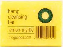 The Good Oil Cleansing Bar - Lemon Myrtle 100g