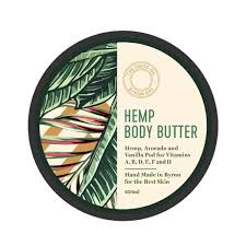 The Good Oil Hemp Body Butter - 250ml