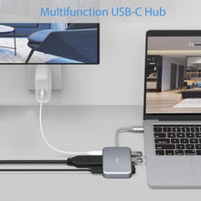 Load image into Gallery viewer, C003 7-in-1 USB C Hub
