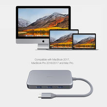 Load image into Gallery viewer, C002 6-in-1 USB C Hub
