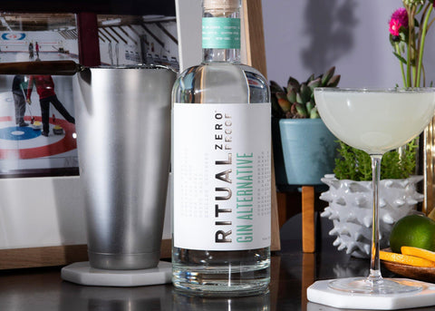 Ritual Zero Proof Gin Alternative Non-alcoholic Gin Alcohol Free Gin Spirit