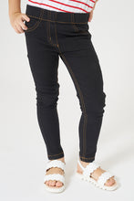 Load image into Gallery viewer, Black Jegging