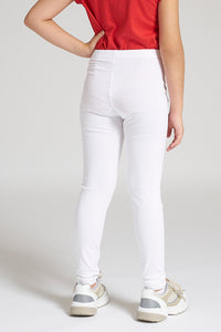 White Plain Legging