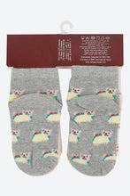 Load image into Gallery viewer, Assorted Jacquard Socks (3-Pack)