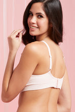 Load image into Gallery viewer, Pink Seamfree Light Padded Nursing Bra