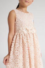 Load image into Gallery viewer, Peach Lace Dress