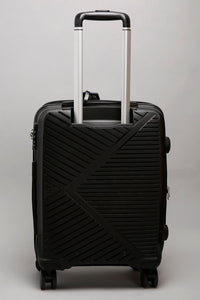 "Black Chevron Design Case - Large (28"")"