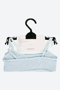 White/Blue 2 Pack Bralette