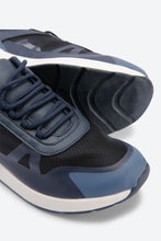 Load image into Gallery viewer, Navy Translucent Chunky Sneakers