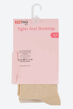 Load image into Gallery viewer, Beige Plain Tights