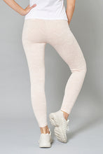 Load image into Gallery viewer, Pale Pink Allover Print Legging