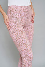 Load image into Gallery viewer, Pink Allover Print Legging