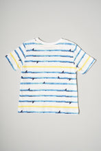 Load image into Gallery viewer, White Stripe T-Shirt