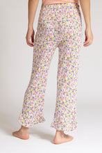 Load image into Gallery viewer, Yellow Print/Plain Pyjama Bottom (2-Pack)