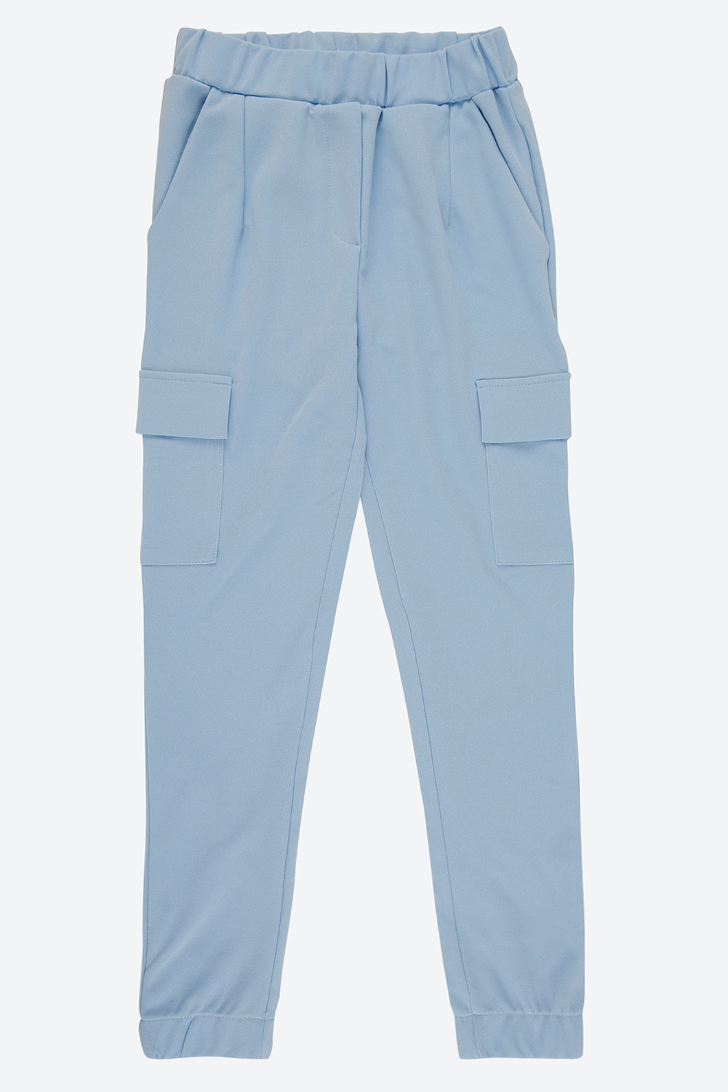 Blue Cargo Pant