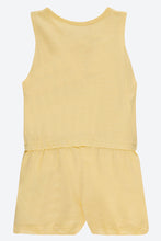 Load image into Gallery viewer, Yellow Playsuit