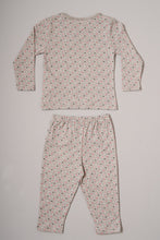 Load image into Gallery viewer, Pink/Grey Rabbit Print Pyjama Sets (2-Pack)