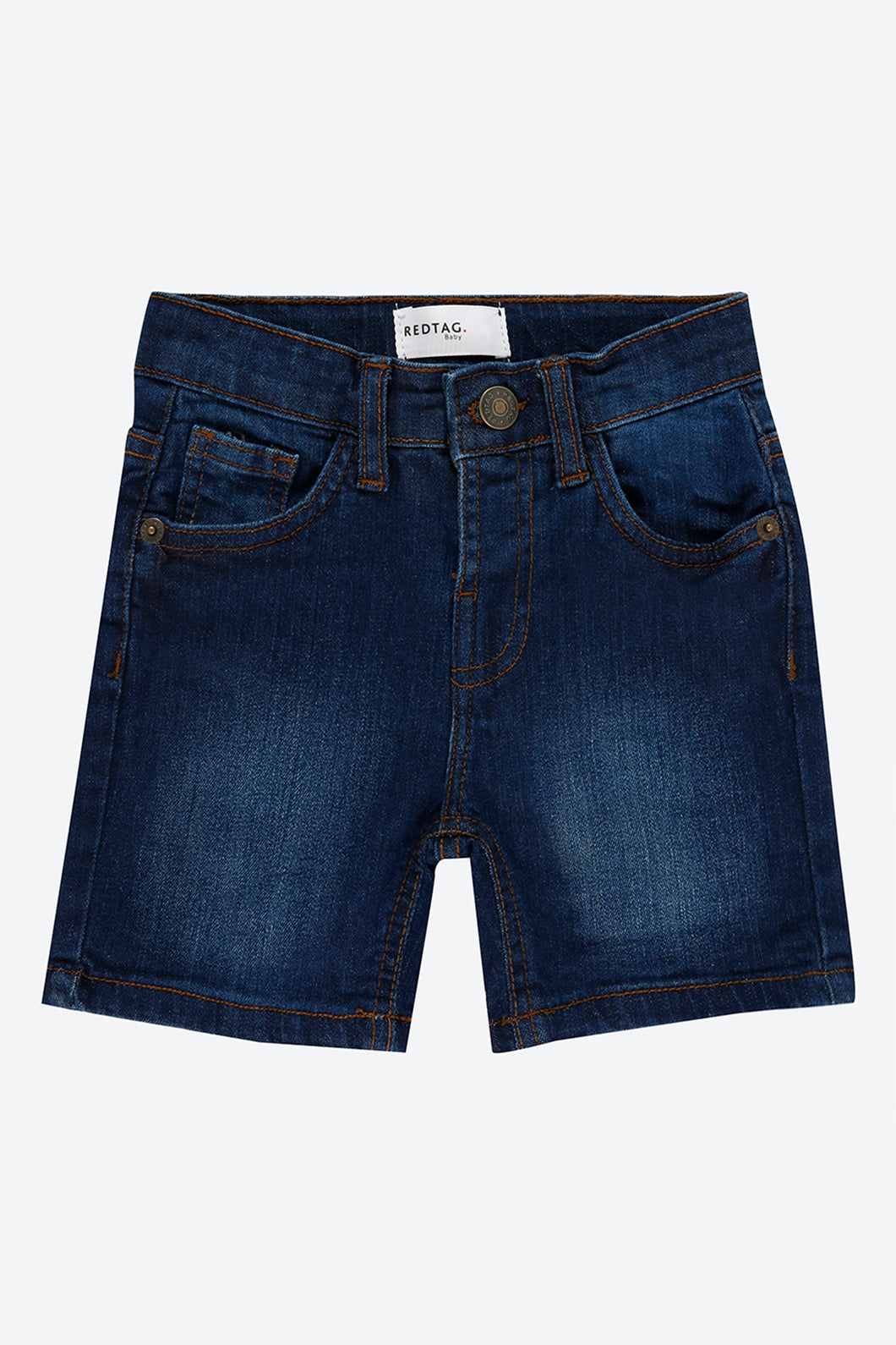Dark Wash Denim Short
