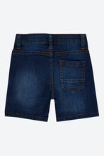 Load image into Gallery viewer, Dark Wash Denim Short