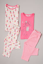 Load image into Gallery viewer, Pink Ballerina 2 Pack of Pyjama Sets