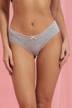 Load image into Gallery viewer, Pink/Grey Assorted Bikini Briefs (5-Pack)